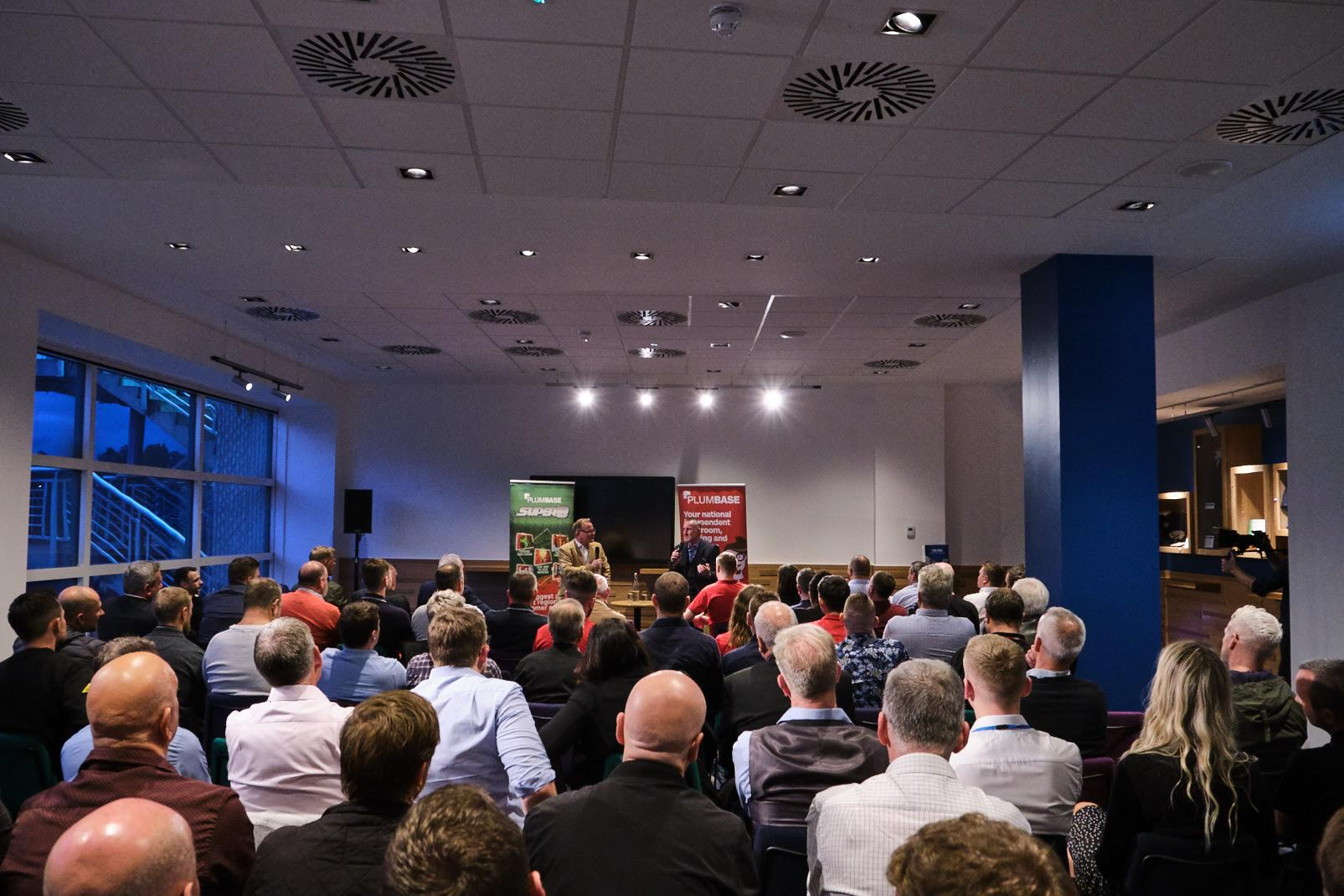 Conferences at BT Murrayfield Stadium